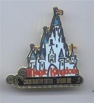 Disney  WDW Magic Kingdom Castle LE pin/pins - $19.34