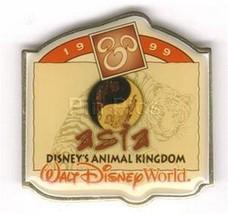 Disney Animal Kingdom WDW - Something New  Press Event Asia Opening Day pin - $16.44