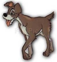 Disney Lady & Tramp Walking dog  full body pro Pin/Pins - $24.18