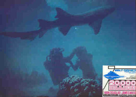 Disney  20,000 Leagues Under the Sea 2 Divers -  Lobby Card - $29.02