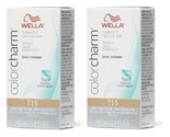 Wella-T15 Pale Beige Blonde Permanent Hair Colour - pack of 2 - $601,56 MXN