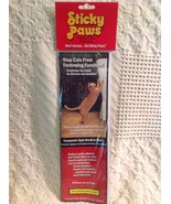 Pet Sticky Paws Strips Cat Deterrent New - $11.95
