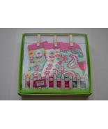 Vera Bradley Baby Socks 3 Pair - Tutti Frutti (0-12 months) - $15.00