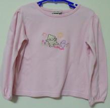 Toddler Girls Cherokee Pink Long Sleeve Top Size 4T - $3.95