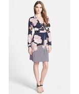 Diane Von Furstenberg New Jeanne wrap dress size 12 - $275.00