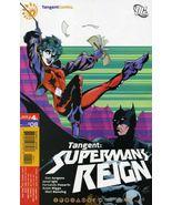 TANGENT: SUPERMAN'S REIGN #4 (DC Comics, 2008) NM! - $1.50