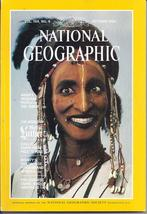Niger's Wodaabe, World Of Martin Luther @ National Geographic Oct 1983 - $3.95