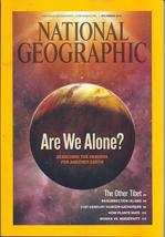 Are We Alone - Natlional Geographic  Edition  Dec 2009 - $2.95