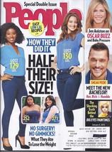 CHRIS SOULES, Jen Aniston, Half Size Double Issue @ People Magazine Jan ... - $2.95