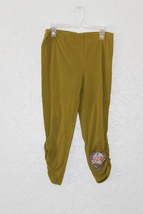 Girl's Disney Wizards Green Stretch Pants Size XL - $1.99