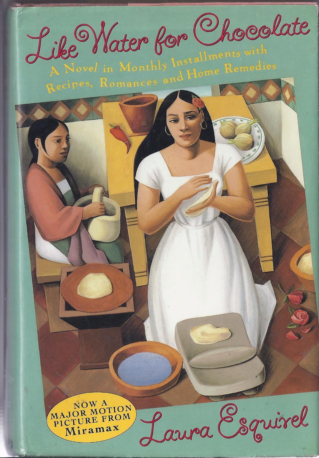 a summary of the novel like water for chocolate by laura esquivel Like water for chocolate (spanish: como agua para chocolate) is a popular novel published in 1989 by mexican novelist and screenwriter laura esquivel.