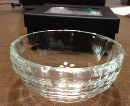 Oleg Cassini Crystal Bowl - Preston - New in Box - $42.00