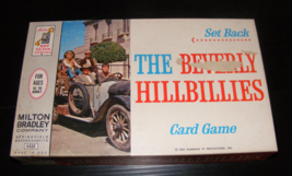 1963 The Beverly Hillbillies Card Game - $20.00