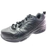 New Balance 623 Cross-Training Shoes Mens Shoes Black MX623AB Size 7 2E - $41.57