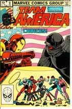 TEAM AMERICA #9 (Marvel Comics) - $1.00