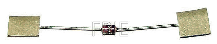 Lot of 3 AD300671 Zener Diode MTZJ1 Toshiba