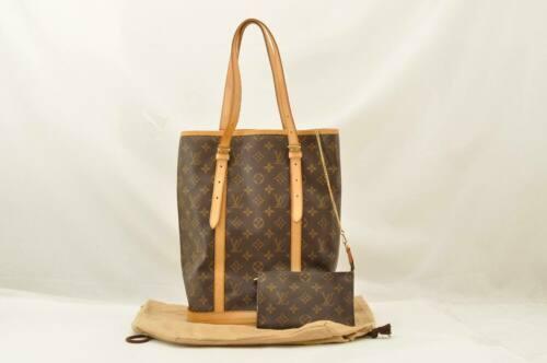 LOUIS VUITTON Monogram Bucket GM Shoulder Bag M42236 Auth 10719 **No Sticky image 12