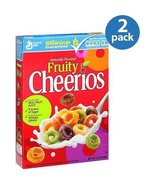 Fruity Cheerios! General Mills Cereal (2 Pack) 12 Oz. Box ea - $21.99