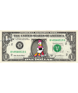 DAISY DUCK on REAL Dollar Bill Collectible Celebrity Cash Money Gift - $8.34 CAD
