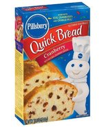 Pillsbury Cranberry Quick Bread & Muffin Mix 15.6 oz - $9.97