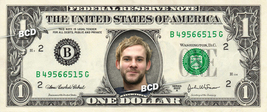 Dominic Monaghan On Real Dollar Bill Collectible Celebrity Cash Money Gift - $5.55