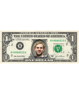 DOMINIC MONAGHAN on REAL Dollar Bill Collectible Celebrity Cash Money Gift - $104,09 MXN