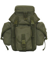 Tactical Military Recon Mission MOLLE Butt Pack... - $39.15