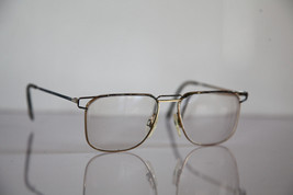 Vintage NEOSTYLE  Eyewear, Gold Frame,  Crystal RX-Able Prescription. Ge... - $22.28
