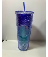 Starbucks Studded Ombre Mermaid Tumbler 2021 Venti 2nd Summer Release NWT - $64.35