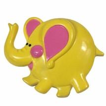 Vintage 1973 Collectible Avon Elphie Elephant Pin Pal Fragrance Glace'  - $13.98