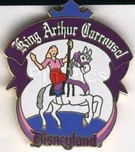 Disneyland - 1998 King Arthur Carrousel  ride Pin/Pins - $62.89