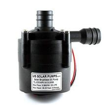 US Solar Pumps Hot/Cold water circulation pump,Brushless DC Pump  - $53.50