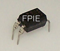 Lot of 3 AE002809 Photo Coupler PS25 NEC