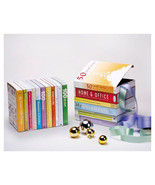 Bookends + BooxStore + Safe Set 2 Home Decor Office Funky SOHO Books Gifts - $24.00