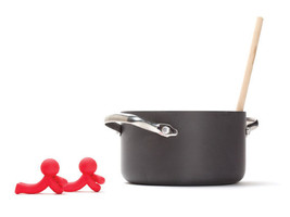 Designer Gifts Bowl Ceramic Peeler Pegs Bands Pot Eggs Lid Spoon Slicer ... - $11.59