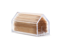 Toothpick Funky Design Box & Home Designer Gifts Kitchen Lifestyle SOHO ... - $11.59