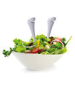 Home Gifts Spoon salad  Tableware Designer Mixing Bowls Decor table Kitchen - $37.25 CAD