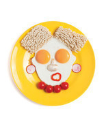 Home Gifts Design Funky Eggs Shaper,Kids Kitche... - $33.41