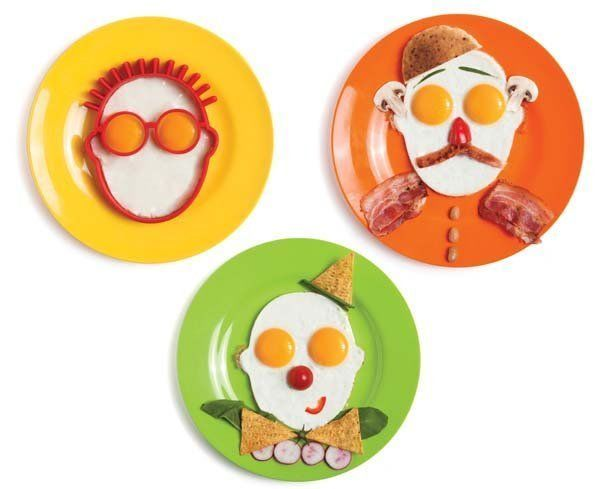 Home Gifts Design Funky Eggs Shaper,Kids Kitchen Cookware SOHO Stands Display ?