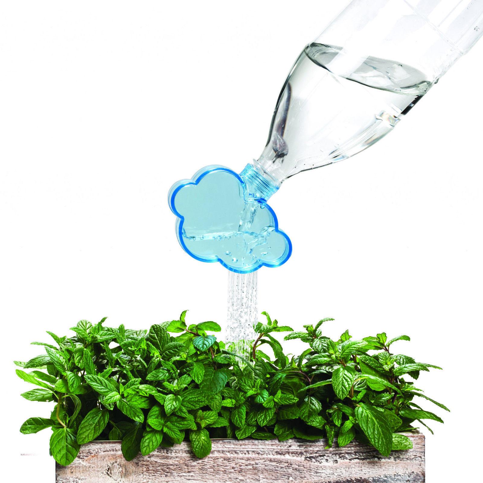 Home Garden Gifts Watering Flower Planter Room Patio Window Design Cloud DIY