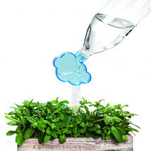 Home Garden Gifts Watering Flower Planter Room Patio Window Design Cloud... - €11,33 EUR