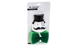 Kitchen Storage Sponge Holder Funky Gifts Home Sink Bath Room Toilet Cle... - $17.14