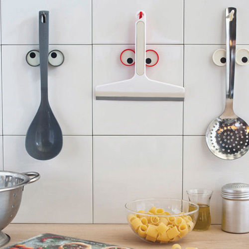 Kitchen Gifts Cookware Tools Funky Hook Dispaly Home Gadgets Dining Bar Racks