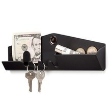 Home Office Door Room organizer Funky Design Gifts keys Money Eyeglasses... - $21.82