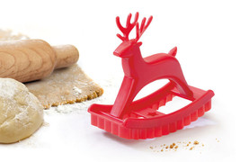 Kitchen Cookie Cutter Home Bar Hand Maed Logo Bakeware Gifts Deer Pony A... - €10,30 EUR