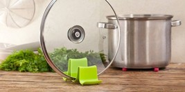 Pot Lid Stand Home Kitchen Funky Gifts Storage SOHO Designer Holder Dini... - $19.00