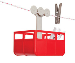 Peg Laundry Cabina Set 5 Funky Drsign Home Office Memo Hooks Hangers SOH... - $21.01