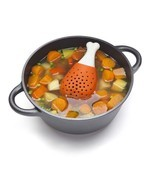 Spices Herb infuser Soop funky Design Chicken Leg SOHO Gifts Home Kitche... - €17,81 EUR
