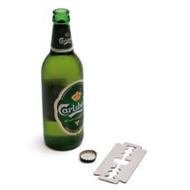 Bar Men Gifts Bottle Opener new Tool Funky Design Retro Razor Kitchen Ho... - $21.00