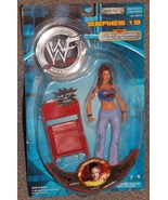 2001 Jakks Pacific WWE Silver Edition Lita Figu... - $34.99